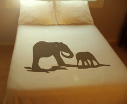 Elephants Duvet Cover Set Bedding Twin Full Double Queen King Size uniqu... - $140.00