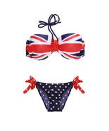 Two Piece Union Flag Bikini - $39.99