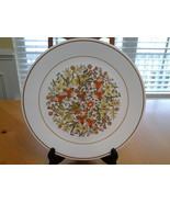 "Corelle Indian Summer Plate 10.25""  The Expresssions Product Line 1977 - $7.99"