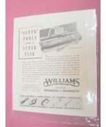 1941 Ad J. H. Williams & Co. Williams Tool Sets - $7.99