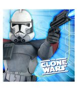 Star Wars Clone Wars 'Opposing Forces' Large Napkins (16ct) - $9.68