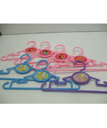 7 Plastic Clothes Hanger For Toddler Girls - $11.87