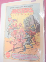 1982 Mattel Masters of the Universe Figures Ad MOTU - $7.99