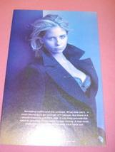 1998 Ad Sarah Michelle Gellar Got Milk? - $7.99