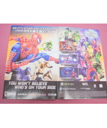 2007 Ad Spider-Man Friend or Foe Video Game - $7.99