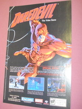 2004 Ad Daredevil The Video Game - $7.99