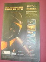 2005 Ad Ratchet Deadlocked Video Game - $7.99