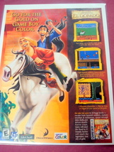 2000 Ad Gold and Glory The Road To El Dorado Video Game - $7.99
