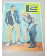 1999 L2 Levis Ad Levi Strauss & Co. - $7.99
