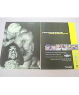 1999 Ad WCW Mayhem Video Game Electronic Arts - $7.99