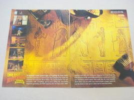 1999 Ad The Last Revelation Tomb Raider Video Game - $7.99