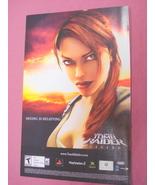 2006 Ad Lara Croft Tomb Raider Legend Video Game - $7.99