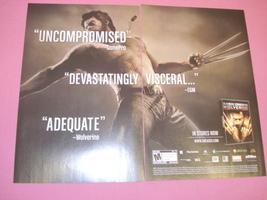 2009 Ad X-Men Origins Wolverine Activision - $7.99