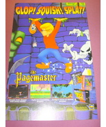 1994 Ad The Pagemaster Video Game - $7.99