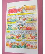 1992 Ad Apple Cinnamon Cheerios with Apple and Cinnaman - $7.99