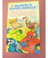 1992 Ad Marvel Superheroes Game by Pressman - $7.99