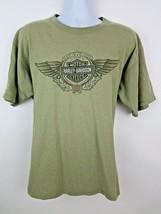 Harley Davidson Motorcycle T-shirt Heritage Lisle IL 2008 Size XL USA - $24.94
