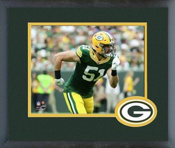 Kyler Fackrell  2019 Green Bay Packers -11x14 Team Logo Matted/Framed Photo - $42.95