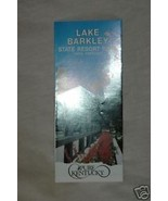 Lake Barkley State Resort Park Cadiz, Kentucky Brochure - $2.50