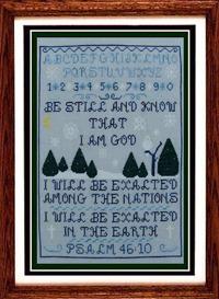 Psalm 46 10 2