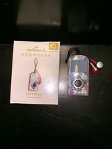 Hallmark Keepsake Ornament MP3 Player Personal Audio Sound & Light 2006 - $10.00