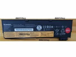 Genuine 6 Cell 68+ Lenovo Thinkpad T440 T550 T560 X270 W550 Battery 0C52862 - $49.99