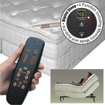 Digital Air Bed w/ Deluxe Adjustable Base,Mattress, Queen Bedroom Furnit... - $3,459.99