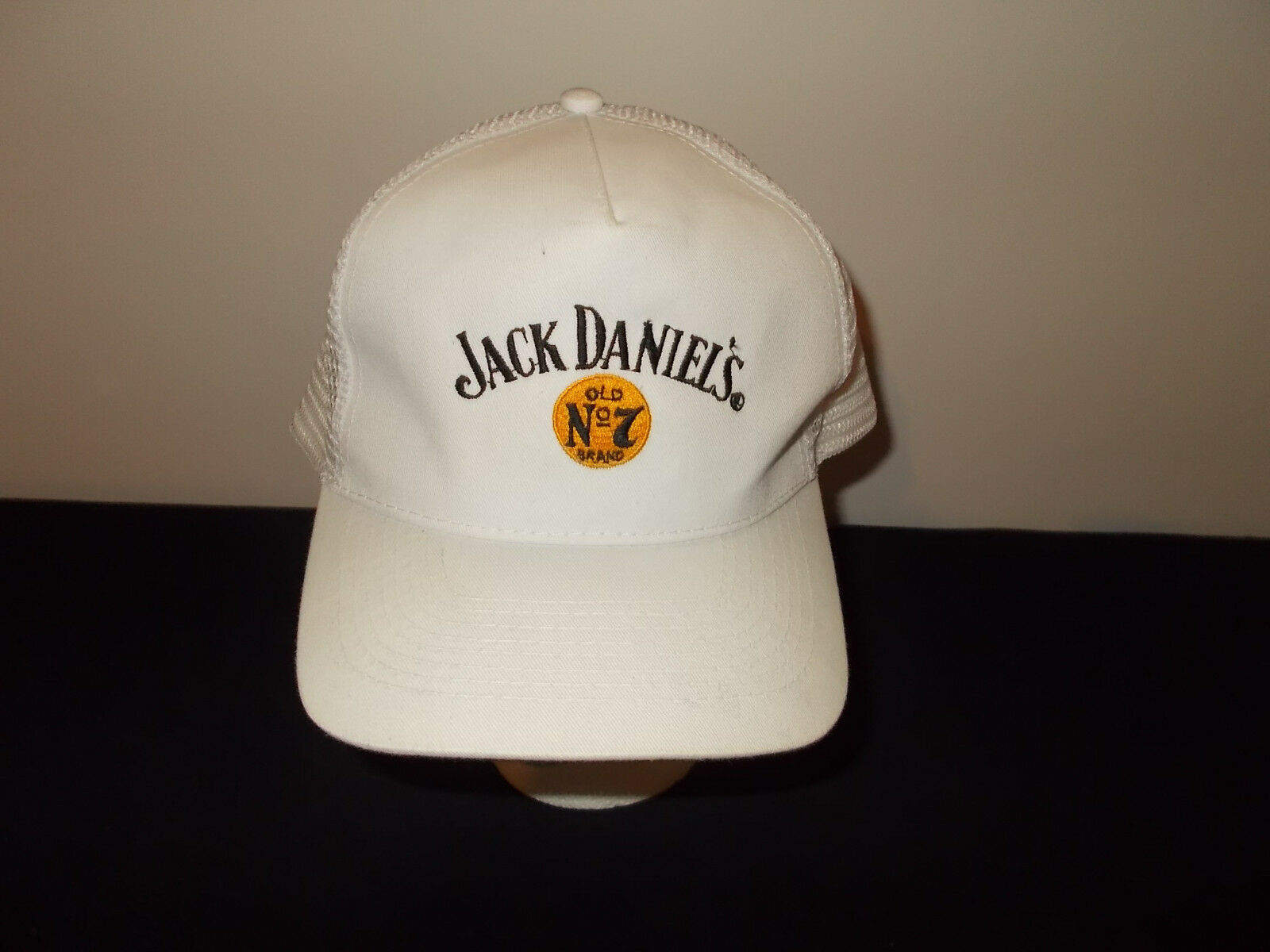 Primary image for Jack Daniels Nr. 7 Whiskey Netz Truckerhut Sku31