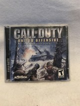 Call of Duty: United Offensive (PC, 2004) - $3.95