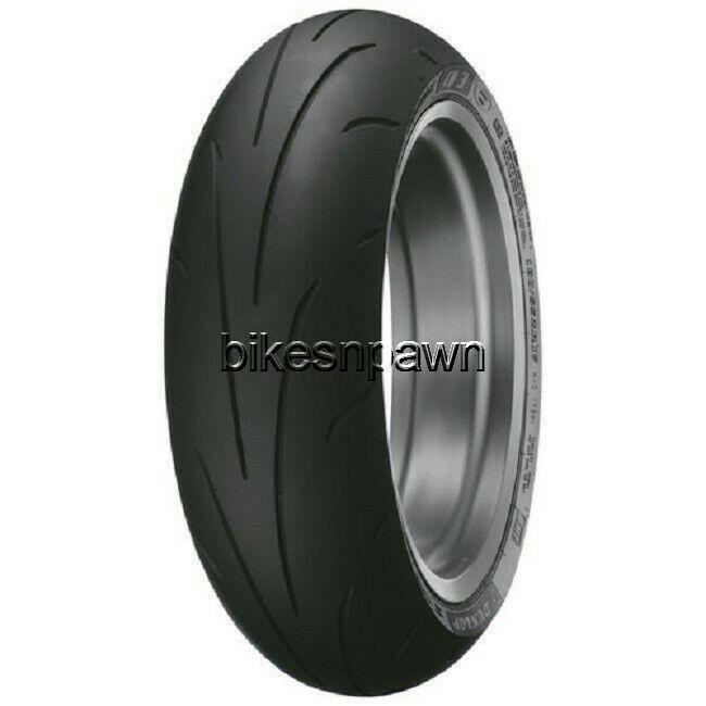 New Dunlop Sportmax Q3+ Hypersport Rear Radial 160/60ZR17 69W Motorcycle Tire