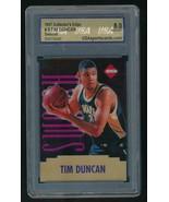 1997-98 Collector's Edge #9 Tim Duncan Swoosh USA 8.0 NM-MT San Antonio ... - $5.00