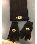 Missouri Tigers Scarf and Gloves set - $10.50