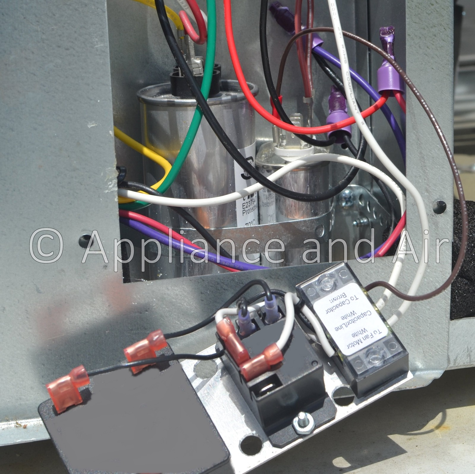 Easy start your RV A/C, Starter for Camper Rooftop Air Conditioning, SIMPLE DIY!