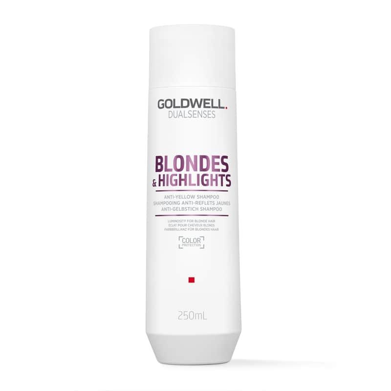Goldwell Dualsenses - Blonde & Highlights Anti-Yellow Shampoo 10.1oz