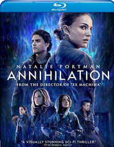 Annihilation [Blu-ray+DVD, 2018]