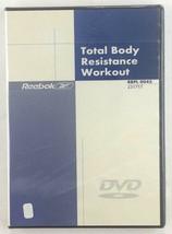 Reebok Total Body Resistance Workout (DVD, RBPL 0045 231717) *DVD ONLY* - $5.65