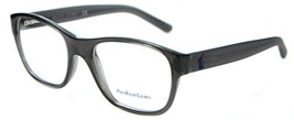 New Ralph Lauren Polo 2116 5086 Eyeglasses Frames Grey Authentic 53mm - $58.05