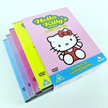 Hello Kitty Paradise 4 DVD Video Box Set * MISSING 1 CD * - Good Used Co... - $16.70