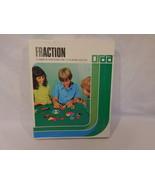 Fraction Game ORDA 1975 Math Center Manipulative Resource Homeschool 102001 - $38.01