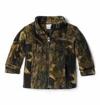 Columbia Big Boys' Zing lll Fleece Jacket, Timberwolf, Medium - $37.99