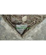 Rock Geocache - Evil SNEAKY hide - Micro - Heart Shape Rocks - $10.95