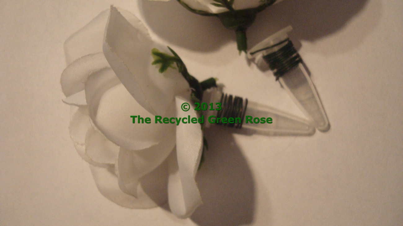 Flower Micro Geocache - Sneaky Evil Hide, FREE SHIPPING