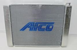 "AFCO Racing RADIATOR Crossflow FORD with Heat Exchanger Aluminum 28.5""  NEW - $199.99"