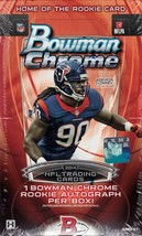 2014 Bowman Chrome Football Hobby Box - Factory Sealed! - $71.99
