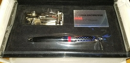 ST Dupont Race Machine Rollerball Pen and paperweight Model 252680RM - $995.00