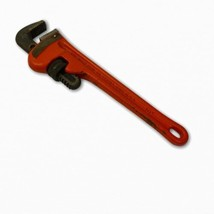 Vintage Ridgid 10 Inch Heavy Duty Pipe Wrench Made In USA The Ridge Tool - $24.06