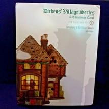 Dept. 56 Dickens Village Series Fezziwigs Holiday Dance #4050944 NIB - $140.25