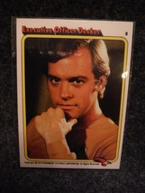 Star Trek The Motion Picture 1979 Kilpatrick's Trading Card # 8 Ex Off D... - $2.69