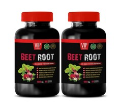 blood pressure health - BEET ROOT - immune support for health 2 Bottles - $28.03
