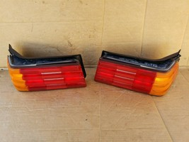 90-95 Mercedes W129 R129 500 500sl SL320 S500 Tail Light Lamps Set L&R image 1